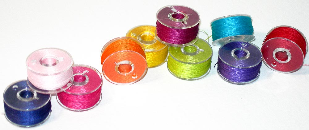 how to thread a bobbin on a sewing machine