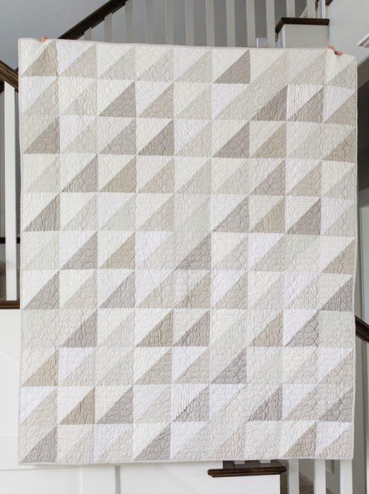 gray-and-white-half-square-triangle-quilt